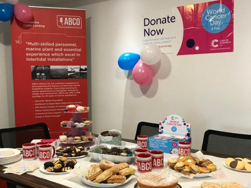 Business Beats Cancer Coffee Morning